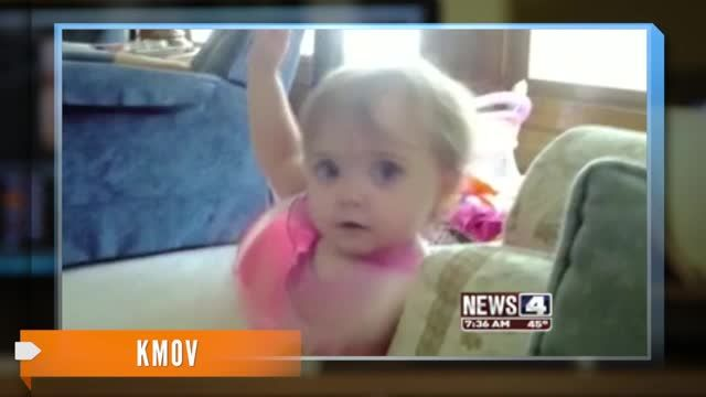 News video: Body of Missing Kansas Infant Lana Bailey Found